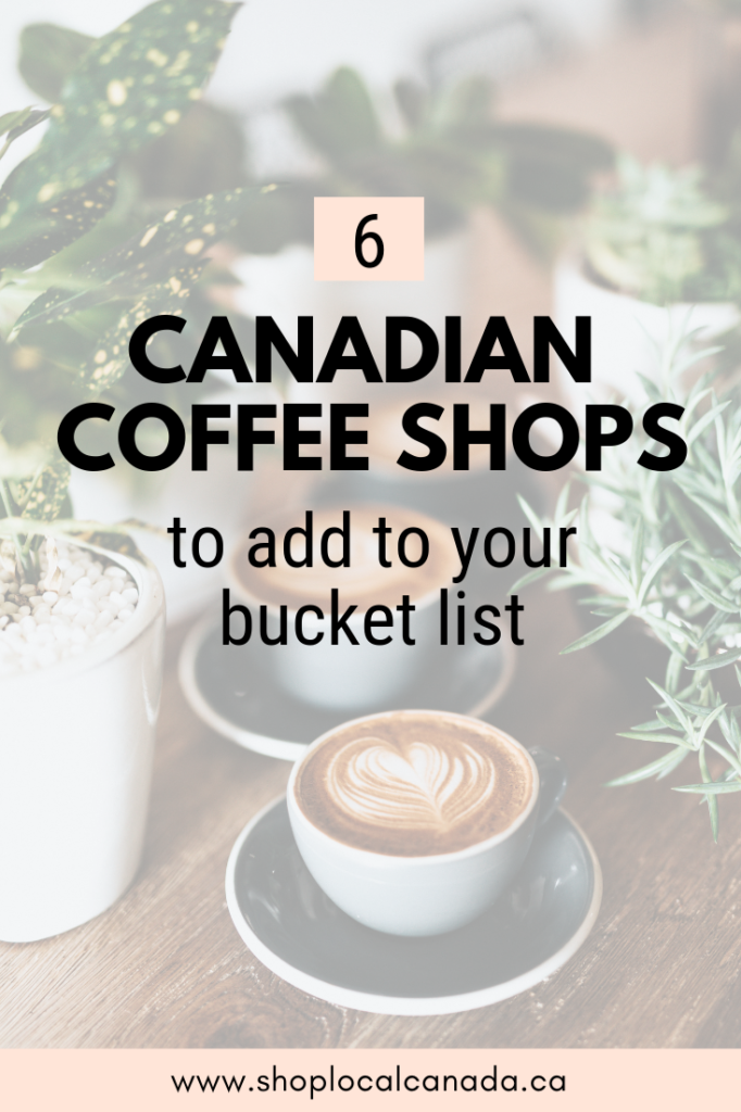Canadian Coffee Shops