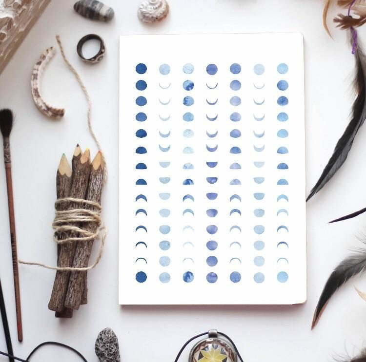 National Moon Day, Shop Local CANADA, Moon Journals