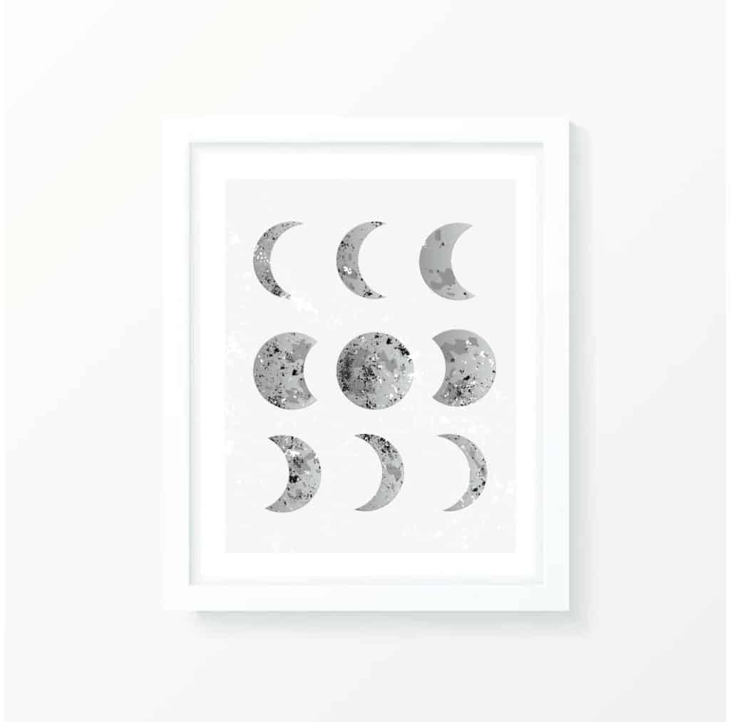 National Moon Day, Jaybee Design, Moon Related Items