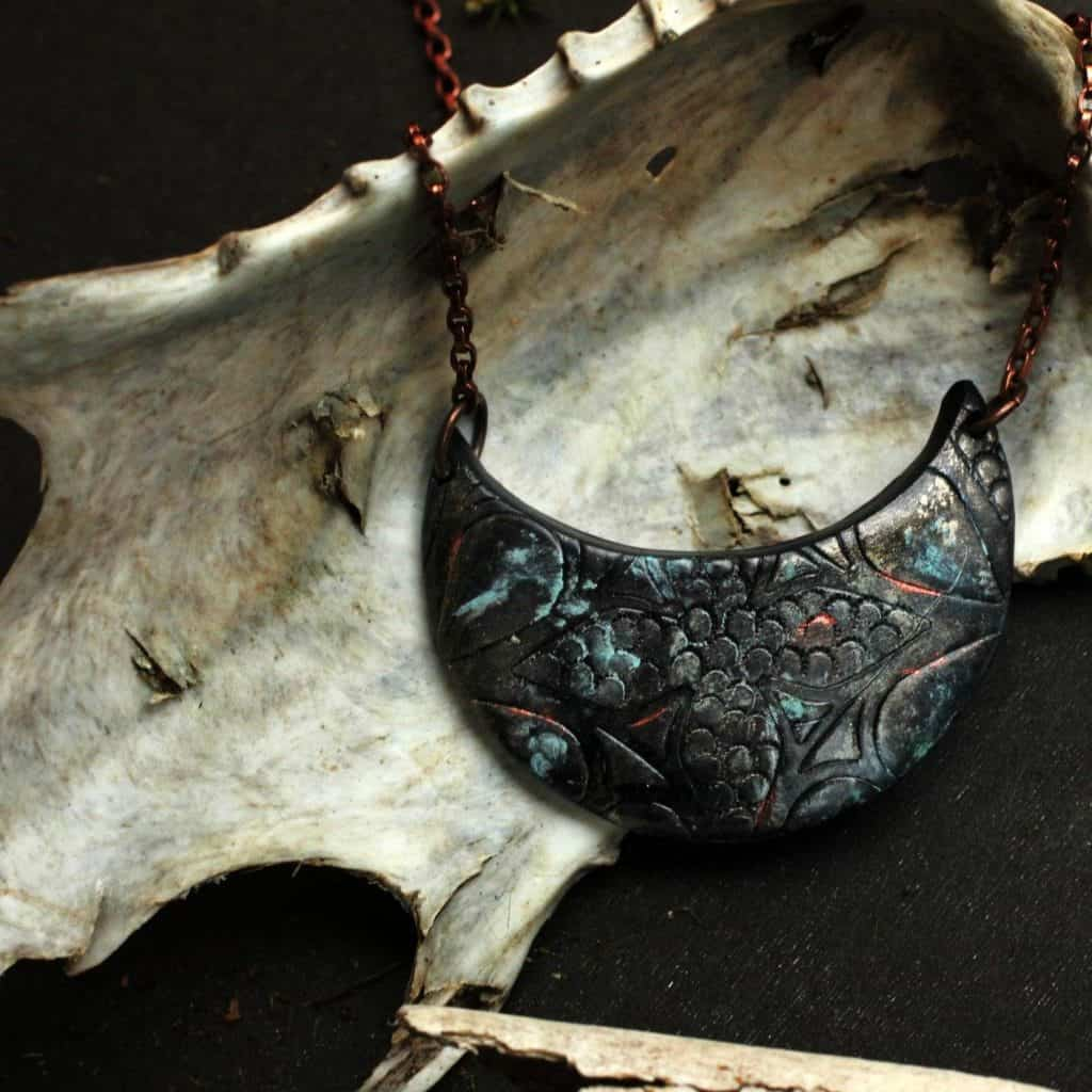 National Moon Day, Uprise Jewelry, Moon Necklace, Shop Local CANADA, Made in Canada