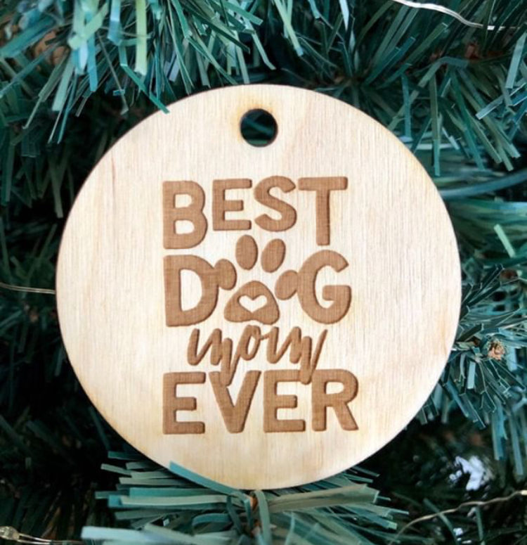 Sunshine Laser Creations, Canadian Dog Lover Gift Guide