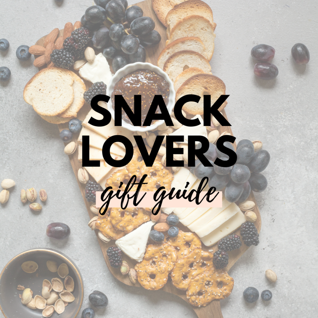 Canadian Gift Guides, Snack Lovers Gift Guide, Shop Local CANADA