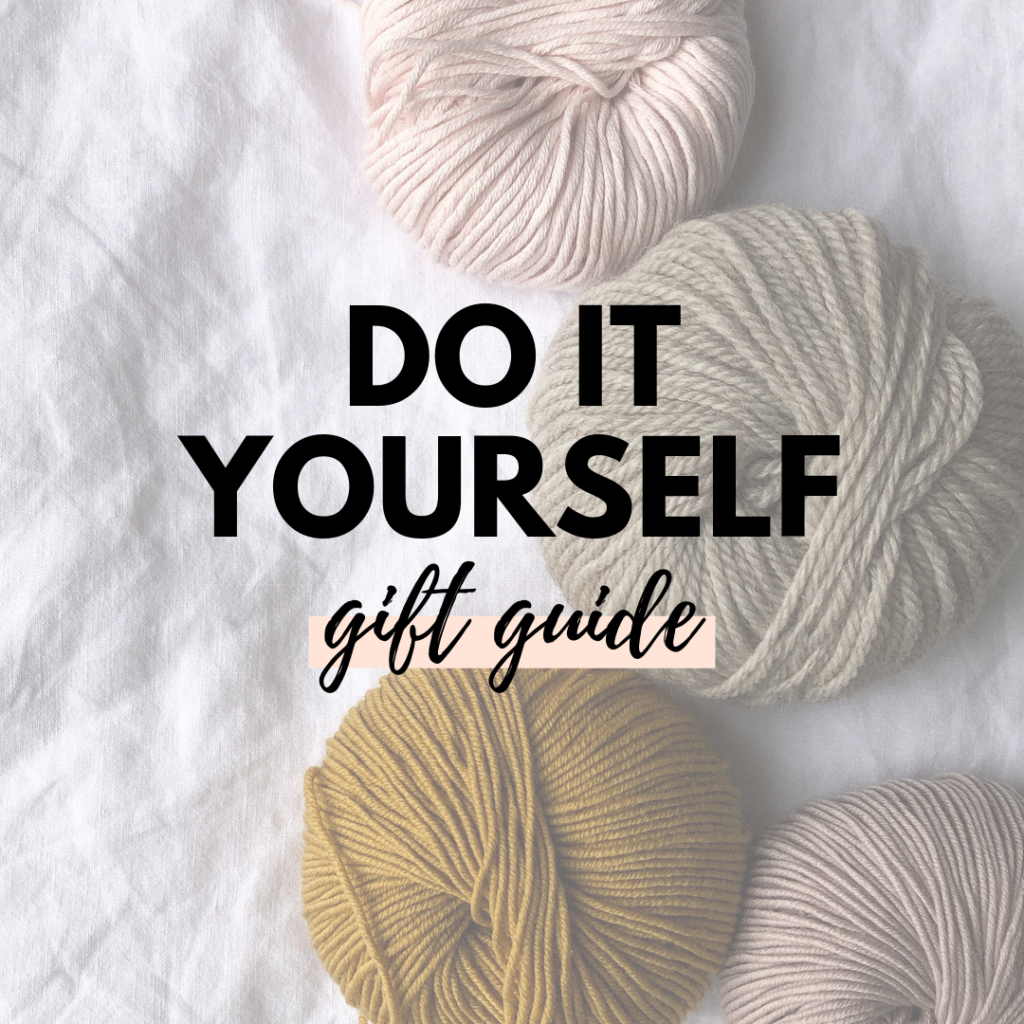 Do It Yourself Canadian Gift Guide
