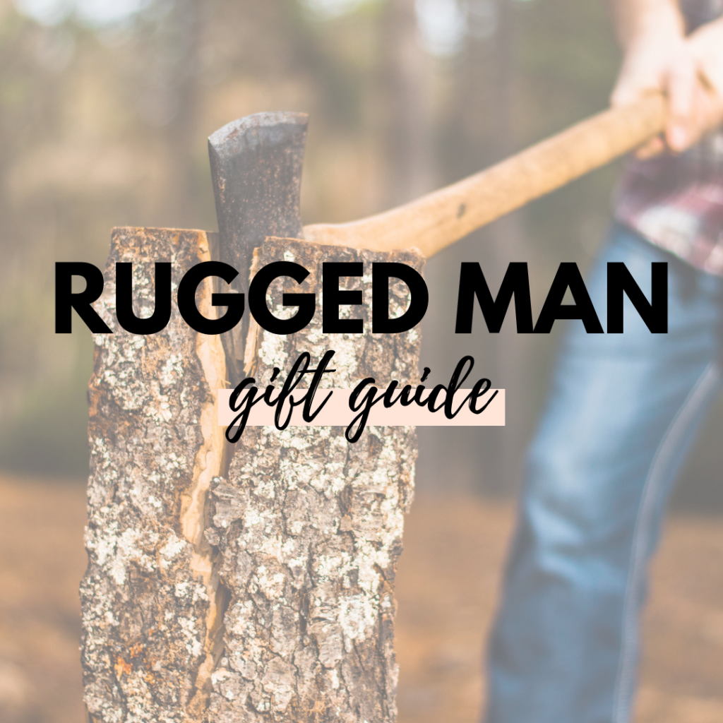 Canadian Rugged Man Gift Guide, Shop Local CANADA, Canadian Gift Guides