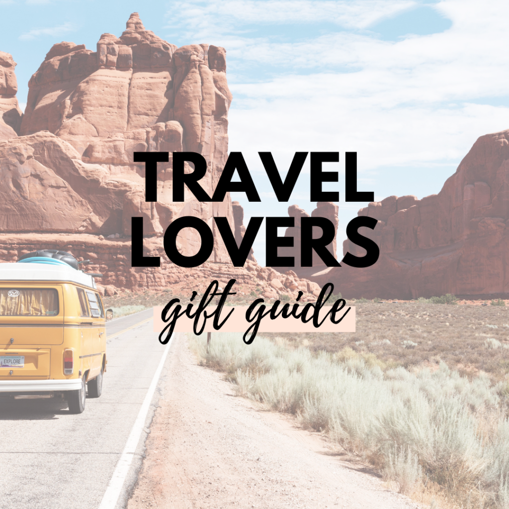 Travel Lovers Gift Guide, Canadian Travel Lovers Gift Guide, Canadian Gift Guides