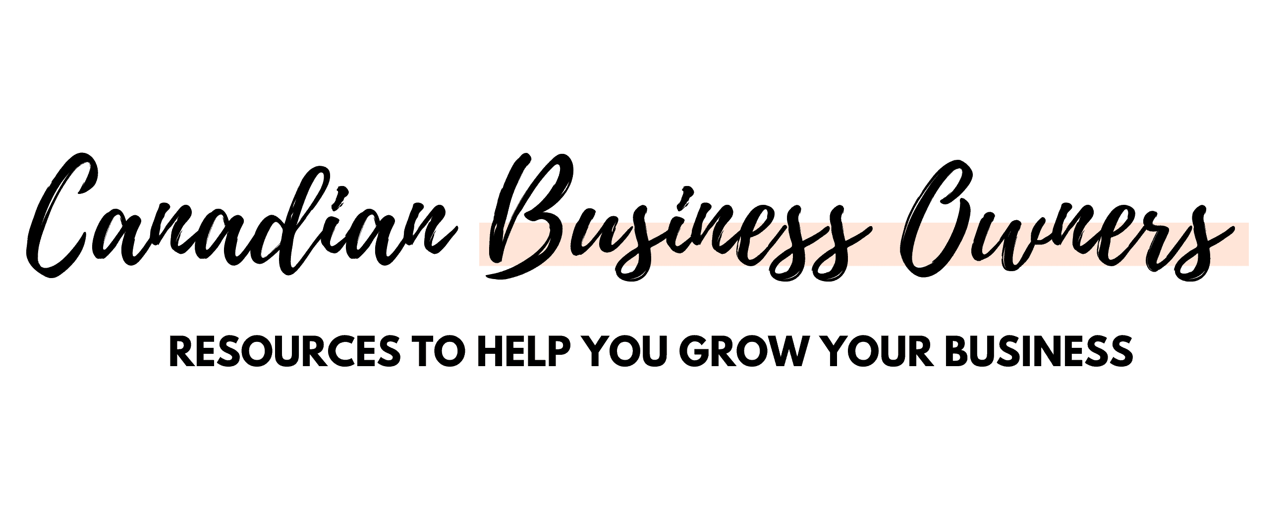 Canadian business owners