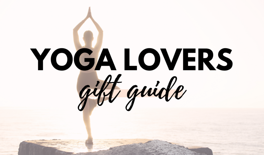 Canadian Yoga Lovers Gift guide