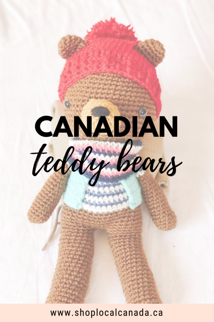 Canadian Teddy Bears, Canadian Businesses