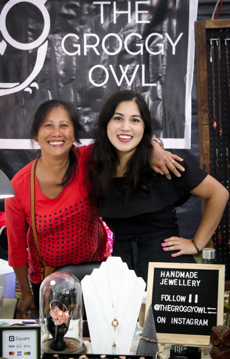 The Groggy Owl, Canadian Mother Daughter Business