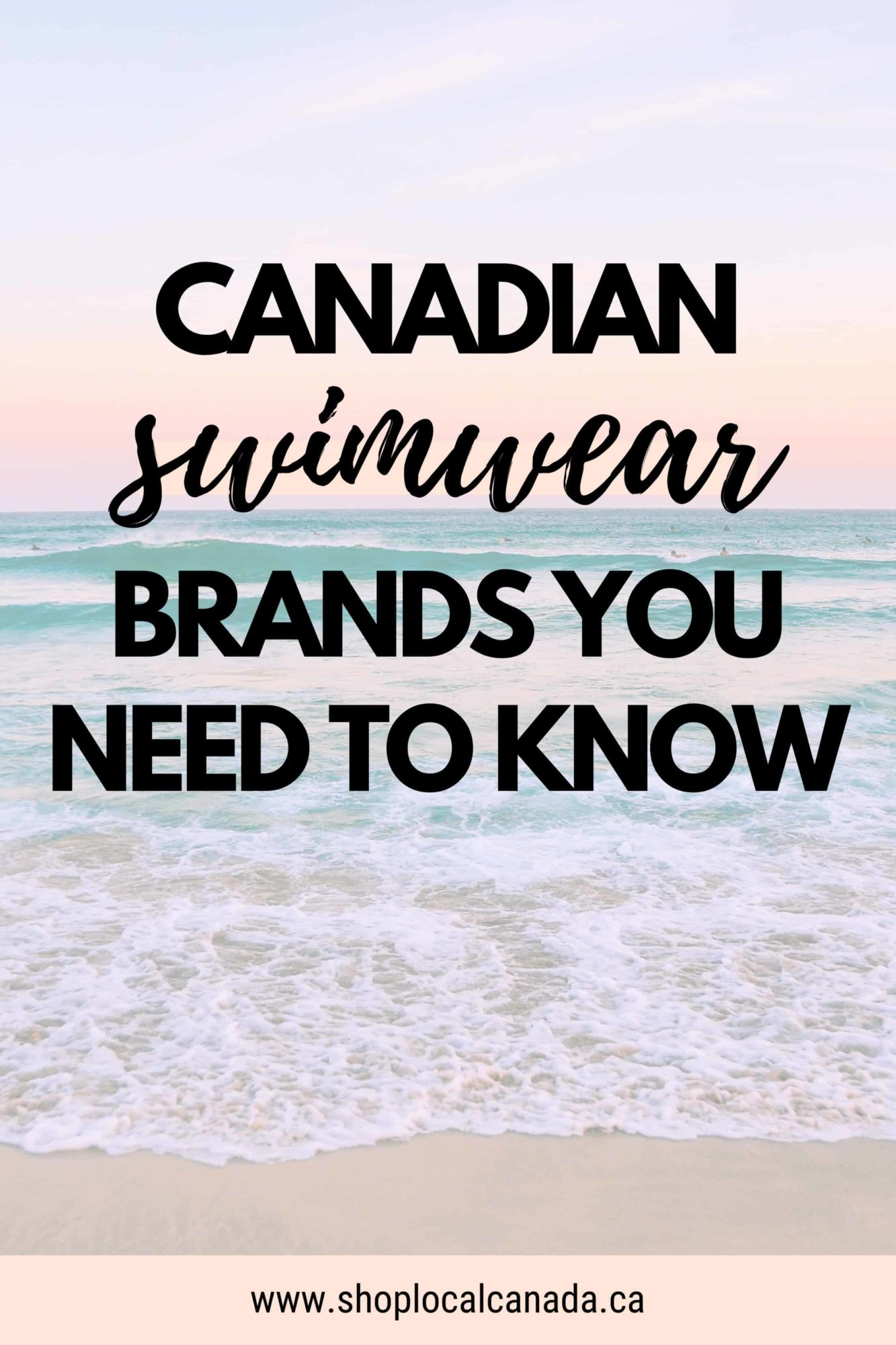 Canadian Swimwear Brands