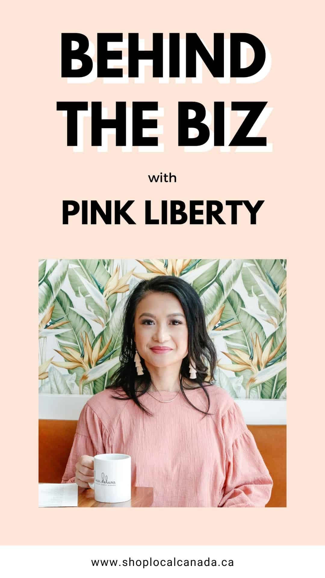 Behind The Biz with Pink Liberty