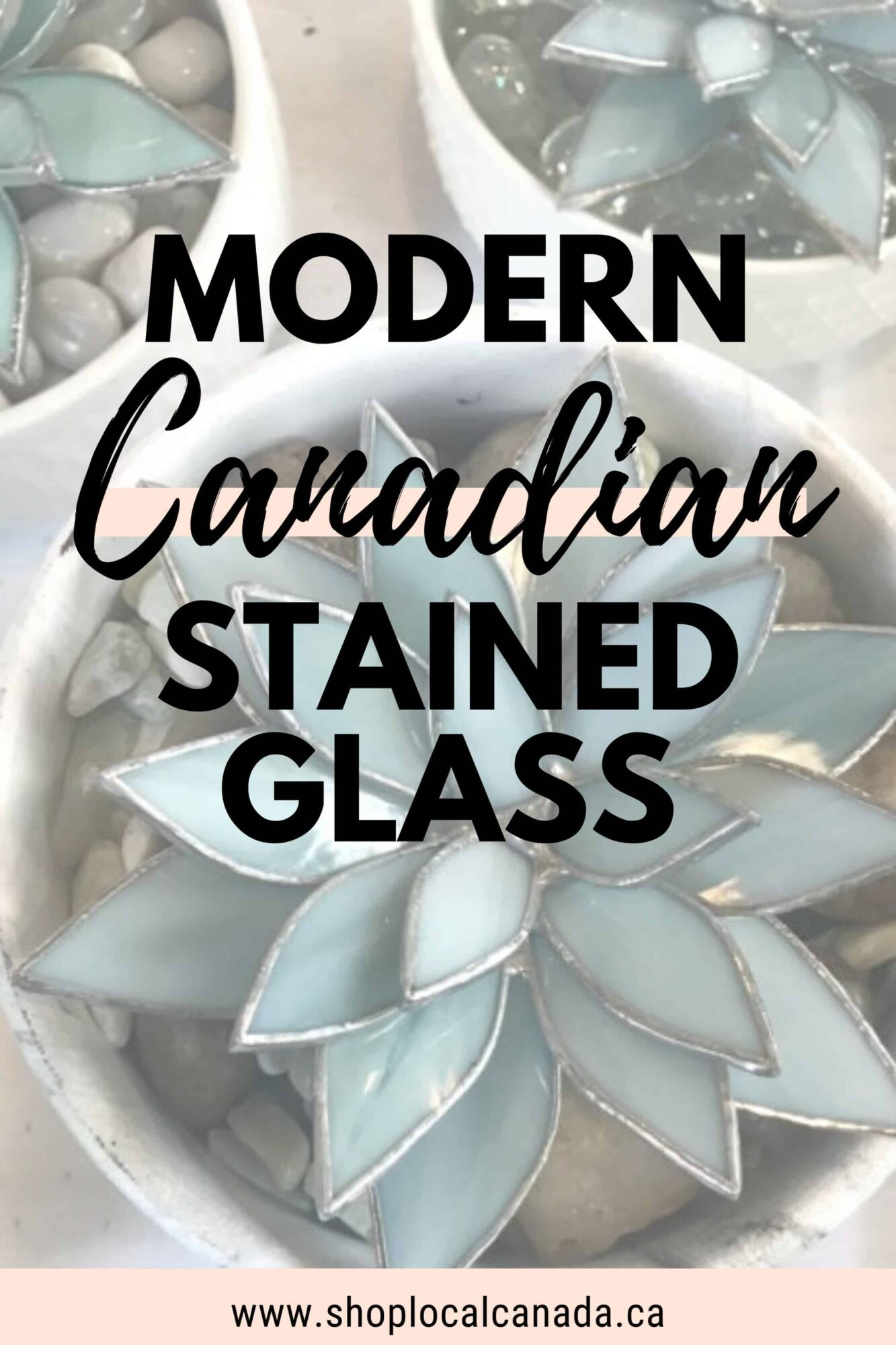Modern Canadian Stained Glass