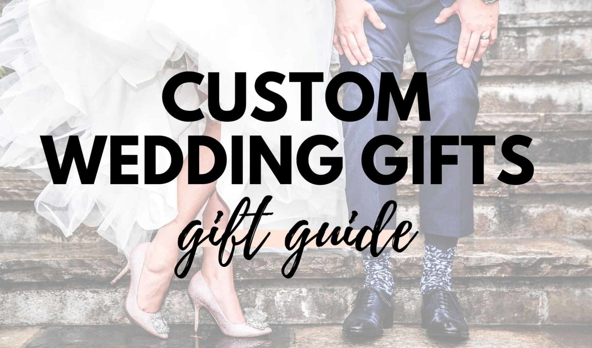 Canadian Custom Wedding Gifts
