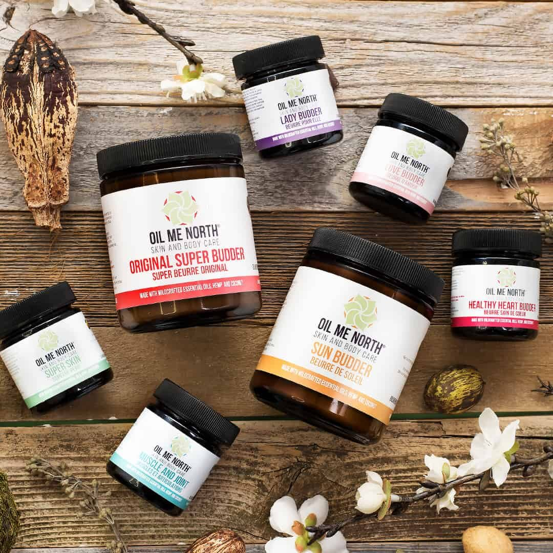 Yoga Lovers Gift Guide, Oil Me North, Shop Local CANADA