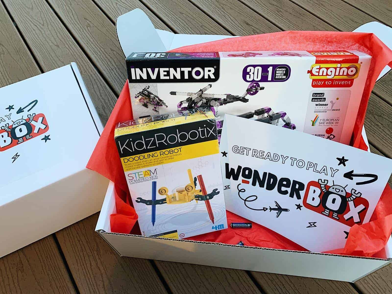 Canadian Subscription Box For Kids