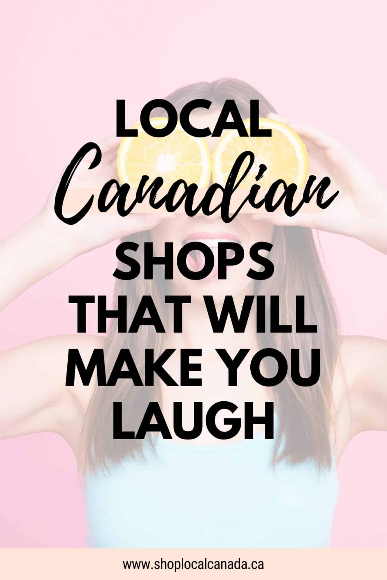 Funny Gift Ideas From Local Shops Across Canada