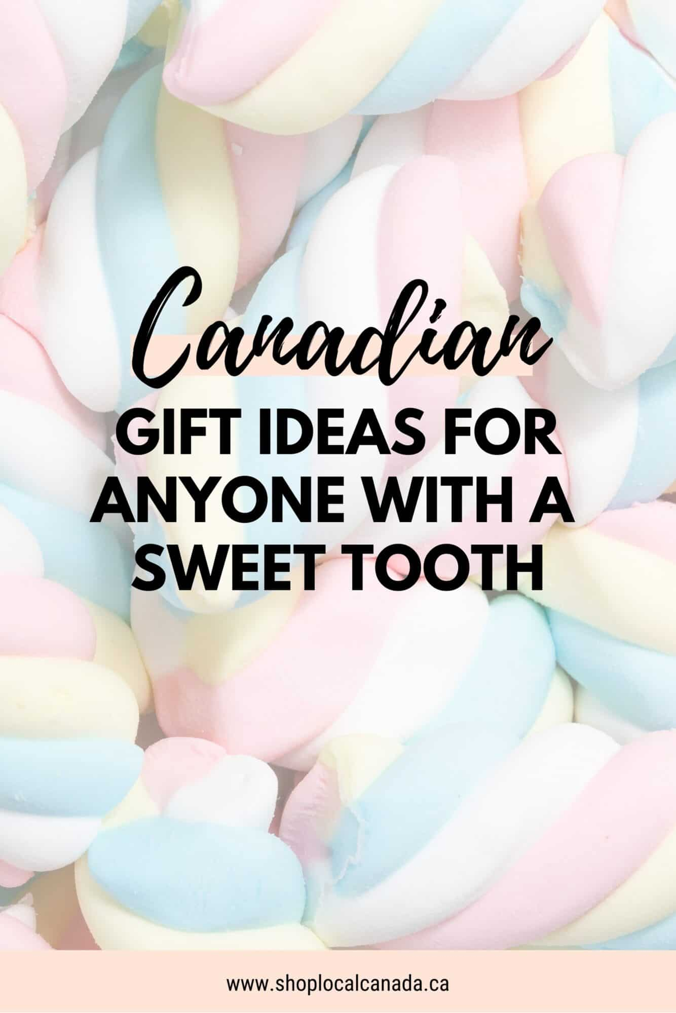 Gift Ideas For Anyone With A Sweet Tooth