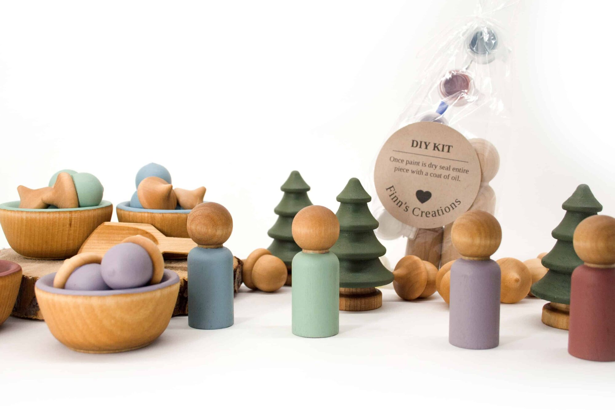 Made in Canada Wooden Toys