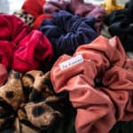 Lisa K Simmons, Scrunchies on sale, Scrunchies Canada, Online Shopping Canada, London ON, Made in London Ontario, Shop Local YXU, Shop Local CANADA, Made in Canada