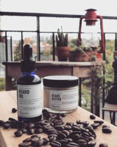 Baarden Beard Care Products Made in Toronto