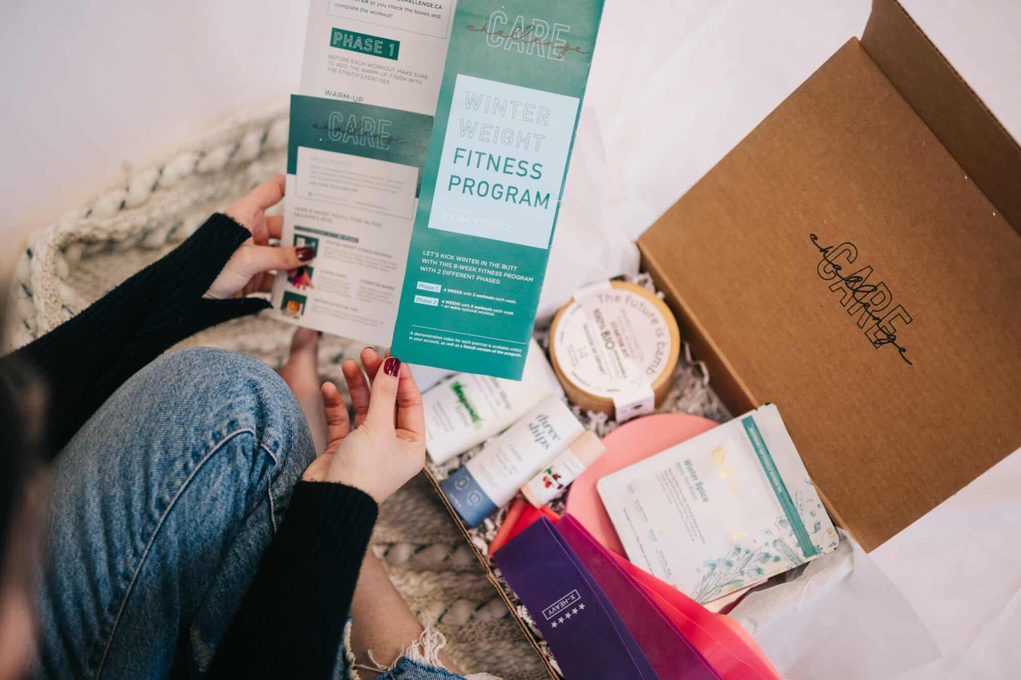 Invest In Yourself With These Canadian Subscription Boxes